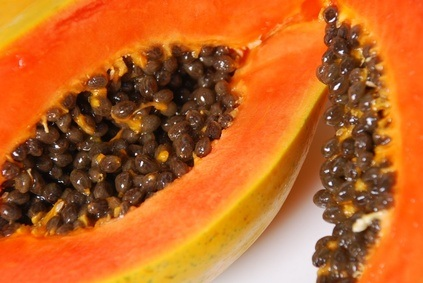 Papaya Seeds to treat Kidney, Parasites,Cirrhosis, Over Weight