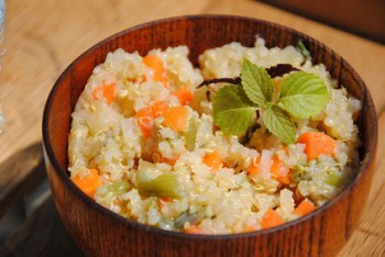 Eat Quinoa to prevent Cancer and Diabetes