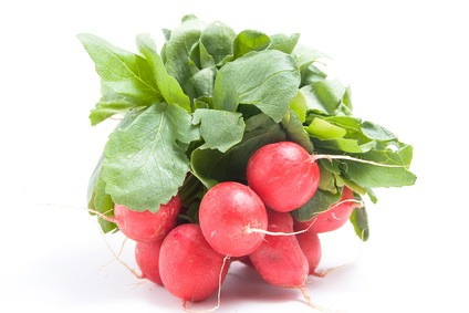 Healing effects of Radishes
