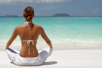 Be calm, Stress can Damage your Skin