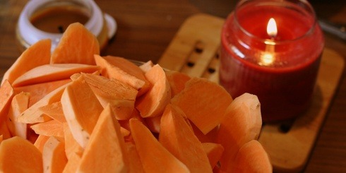 Sweet Potatoes for Weight Gain, Liver and Eyes