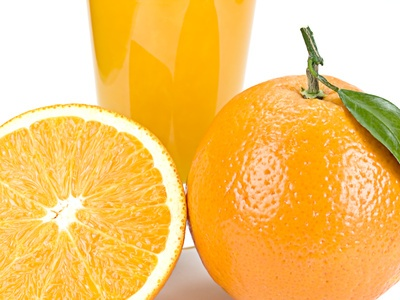 Orange against Intoxications, Acidosis, Allergies