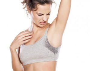 7 Natural remedies to combat Excessive Sweat